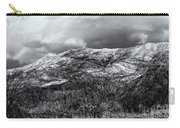 Snow Capped 45 Carry-all Pouch