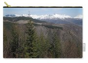 Snow Capped View Carry-all Pouch