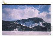 Snow Clouds - Winter - Ice Carry-all Pouch