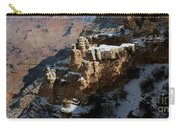 Snow Covered Grand Canyon Carry-all Pouch