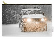 Snow Cruiser 1 Carry-all Pouch