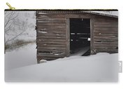 Snow Drift Carry-all Pouch