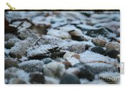 Snow Dusted Carry-all Pouch