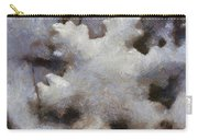 Snow Flake 02 Photo Art Carry-all Pouch