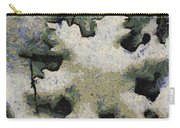Snow Flake 04 Photo Art Carry-all Pouch
