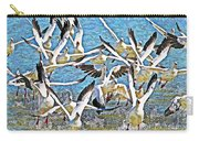 Snow Geese Panic Carry-all Pouch