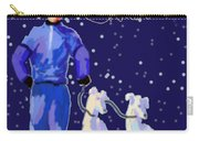 Snow Greys Carry-all Pouch