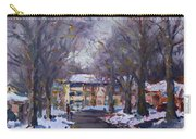 Snow In Silverado Dr Carry-all Pouch