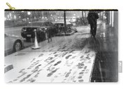 Snow In The City Carry-all Pouch