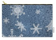 Snow Jewels Carry-all Pouch