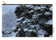 Snow Laden Limbs - Tree - Snow - Snow Storm Carry-all Pouch