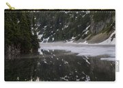 Snow Lake Last Fog Carry-all Pouch