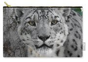 Snow Leopard 5 Carry-all Pouch