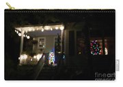 Snow Lights Carry-all Pouch