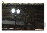 Snow On G Street In Grants Pass - Christmas Carry-all Pouch