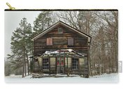 Snow On The General Store Carry-all Pouch