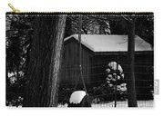 Snow On Tire Swing Carry-all Pouch