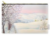 Snow Path Carry-all Pouch