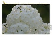 Snow Phlox Carry-all Pouch