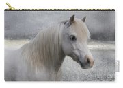 Snow Pony Carry-all Pouch