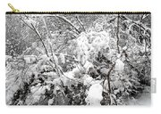 Snow Scene 4 Carry-all Pouch