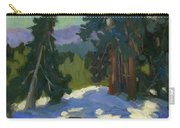 Snow Shadows Mammoth Mountain Carry-all Pouch