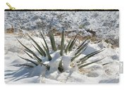 Snow Spines Carry-all Pouch