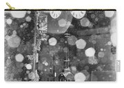 Snow Time Holly Michigan Carry-all Pouch
