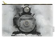 Snow Train Carry-all Pouch