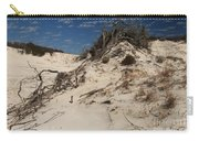 Snow White Dunes Carry-all Pouch