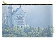 Snow White's Palace In Morning Mist Carry-all Pouch