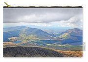 Snowdonian Thunderstorm Carry-all Pouch