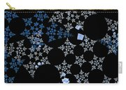 Snowflakes By Jammer Carry-all Pouch