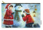 Snowman Song Carry-all Pouch