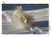 Snowplow Carry-all Pouch by Lois Bryan