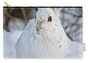 Snowshoe Hare Pictures 130 Carry-all Pouch