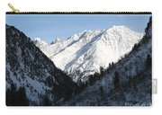 Snowwhite Mountain Top Carry-all Pouch
