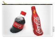Snowy Coca - Cola Carry-all Pouch