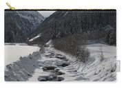 Snowy Creek Carry-all Pouch