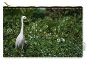 Snowy Egret 3 Carry-all Pouch