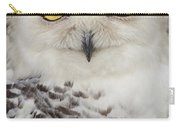 Snowy Owl 1 B Carry-all Pouch