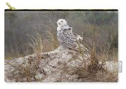 Snowy Owl In Florida 14 Carry-all Pouch