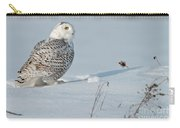 Snowy Owl Pictures 53 Carry-all Pouch