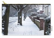 Snowy Path Carry-all Pouch by Tom Gowanlock