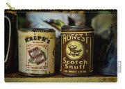 Snuff Tins Carry-all Pouch