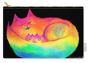 Snuggle Cats Carry-all Pouch