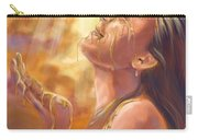 Soaking In Glory Carry-all Pouch by Tamer and Cindy Elsharouni