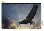 Soar To New Heights Carry-all Pouch