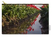 Soaring Crimson Tulips Carry-all Pouch