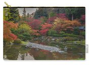 Soaring Fall Colors In The Arboretum Carry-all Pouch